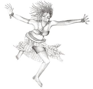 dansing sabar