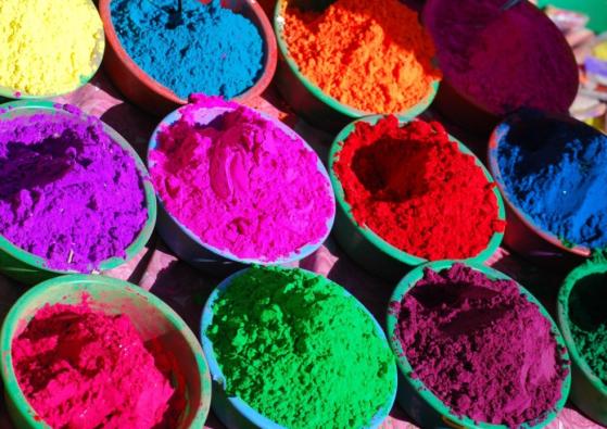 kleurenfeest