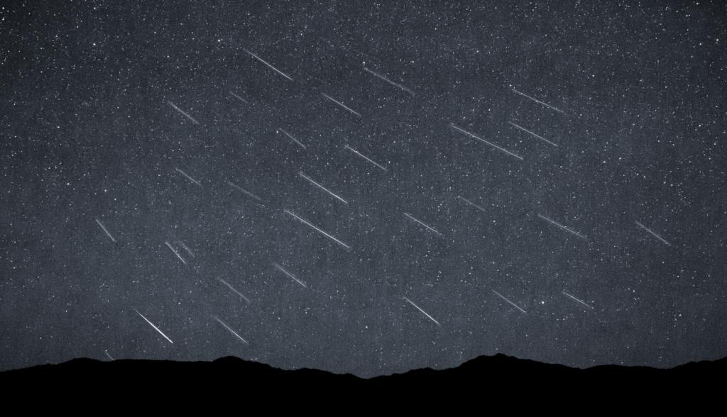meteorenzwerm de Perseiden-2015-Trevor Bexon