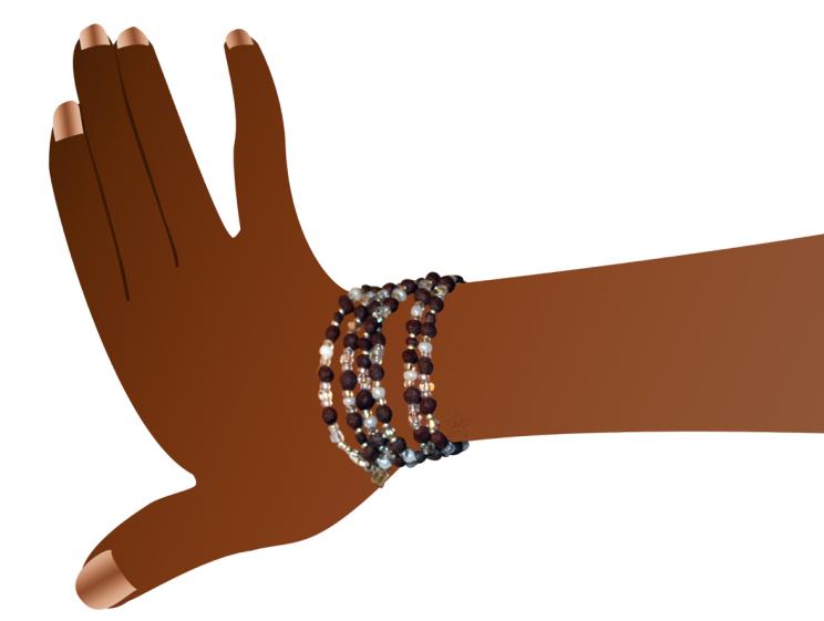 beads wear them everywhere