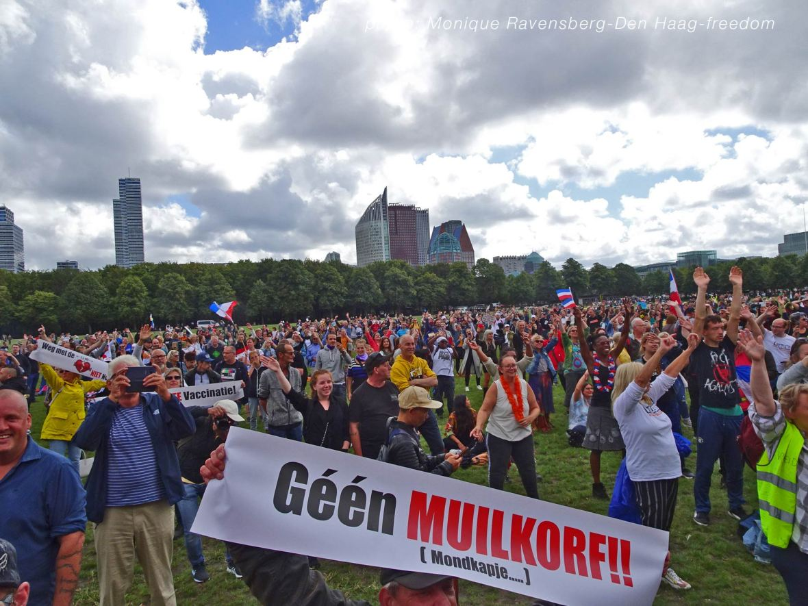 Freedom-Den-Haag-spoedwet-nee