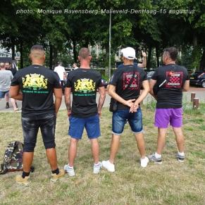 Malieveld-verbinding-Den-Haag-opstand