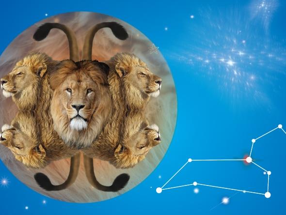 new moon-Leo