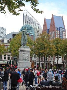 Freedom-Den-Haag-290920-beeld