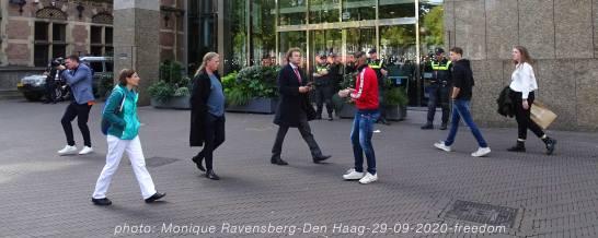 Freedom-Den-Haag-290920-SVN-Bas