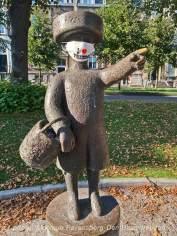 Freedom-Den-Haag-prinsjesdag-statue