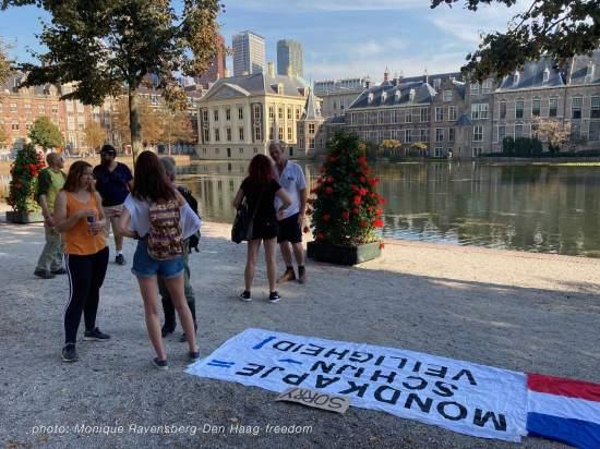 Freedom-Den-Haag-prinsjesdag-talk