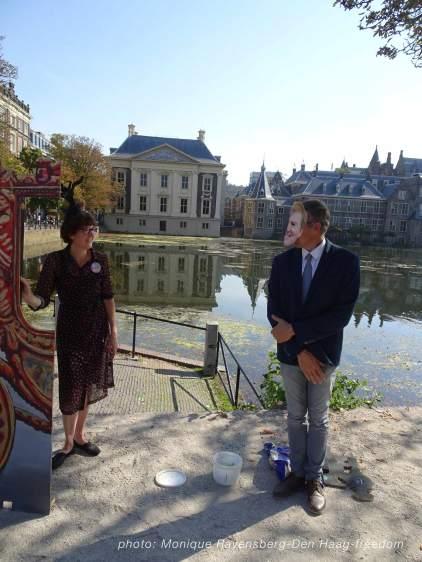 Freedom-Den-Haag-prinsjesdag-vijver
