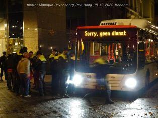 Freedom-Den-Haag-081020-bus-arrest