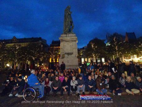 Freedom-Den-Haag-081020-group