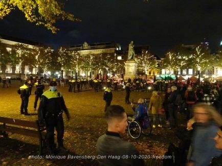 Freedom-Den-Haag-081020-plein