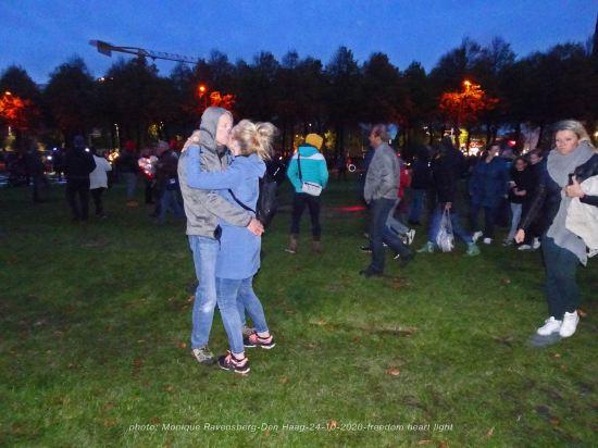 Freedom-Den-Haag-241020-kiss