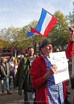 Freedom-Amersfoort-07-11-20-flag
