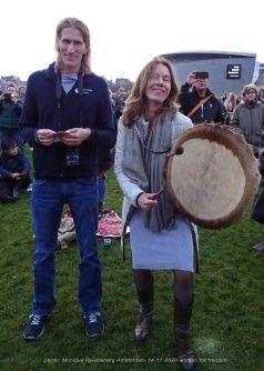 Freedom-Amsterdam-14-11-20-drumbeat
