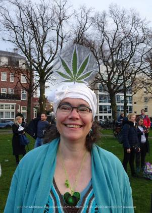 Freedom-Amsterdam-14-11-20-Lady-Hemp