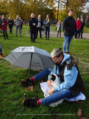 freedom-tour-Apeldoorn-31-10-20-dog