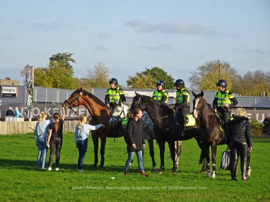 freedom-tour-Apeldoorn-31-10-20-Horses
