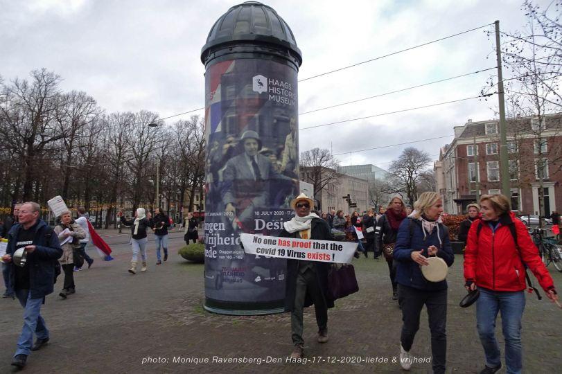 Freedom-Den-Haag-liefde-&vrijheid-banner