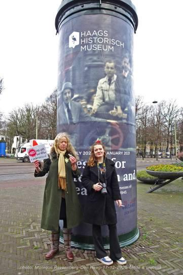Freedom-Den-Haag-liefde-&vrijheid-Renske