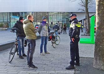 Freedom-coffee-&-tea-time-Rotterdam-police