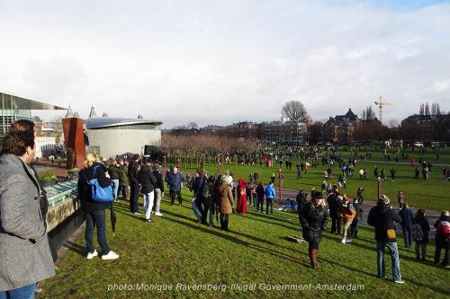 freedom-illegal-government-Amsterdam-17-1-21-sunshine