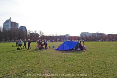 Freedom-stop-violence-The-Hague-Caspar