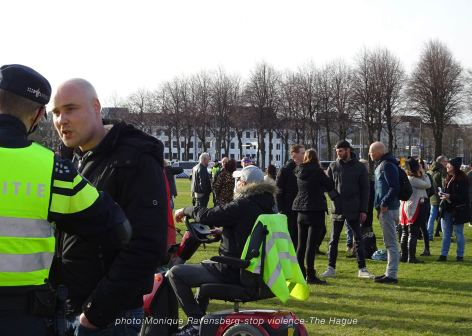 Freedom-stop-violence-The-Hague-conversation