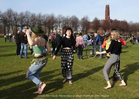 Freedom-stop-violence-The-Hague-dance