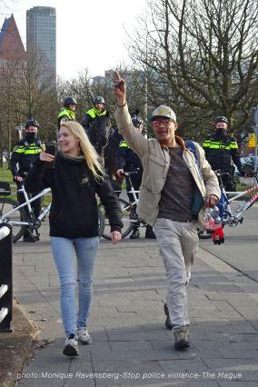 Freedom-stop-violence-The-Hague-Eldor