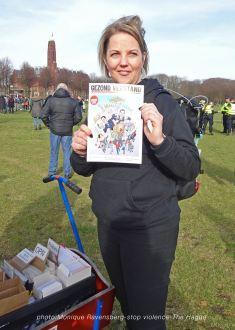 Freedom-stop-violence-The-Hague-gezond-verstand