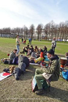 Freedom-stop-violence-The-Hague-hippie-vibe