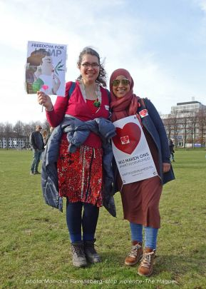 Freedom-stop-violence-The-Hague-Lady-hemp