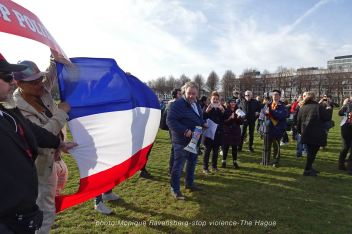 Freedom-stop-violence-The-Hague-speech