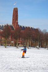 Freedom-Tour-the-Hague-ski-Malieveld