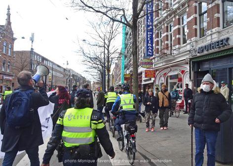 freedom-Rotterdam-walk-200417-West-kruiskade