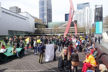 freedom-Rotterdam-walk-200424-come-together