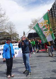 freedom-Rotterdam-walk-200424-flag