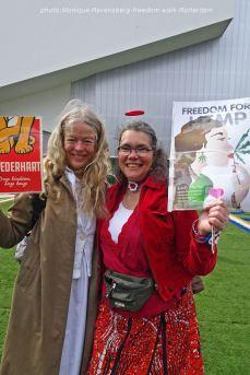 freedom-Rotterdam-walk-200424-Lady-hemp
