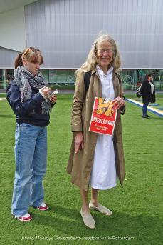 freedom-Rotterdam-walk-200424-mother-heart