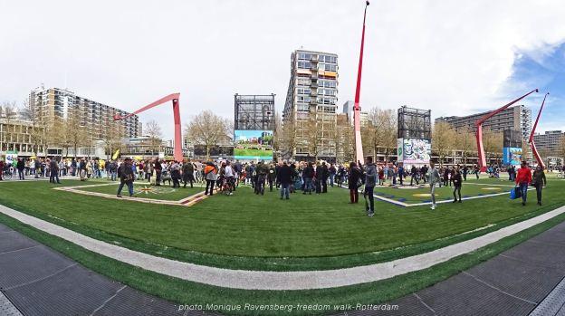 freedom-Rotterdam-walk-200424-panorama-square