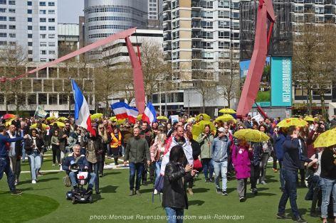 freedom-Rotterdam-walk-200424-start-closer
