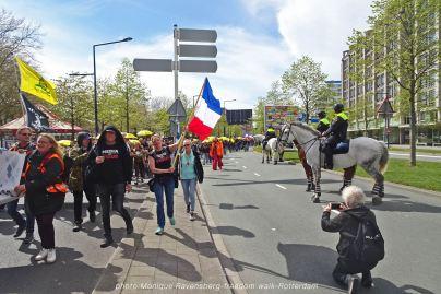 freedom-Rotterdam-walk-200424-Weena