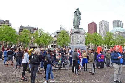 Freedom-210510-The-Hague-Het-Plein