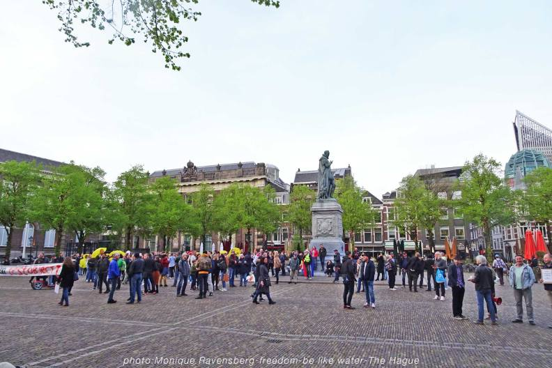 Freedom-210510-The-Hague-Het-Plein2