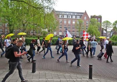 Freedom-210513-Den-Bosch-march