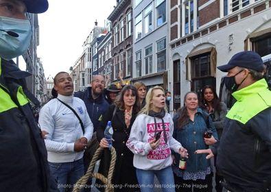 Freedom-210516-The-Hague-locked-street
