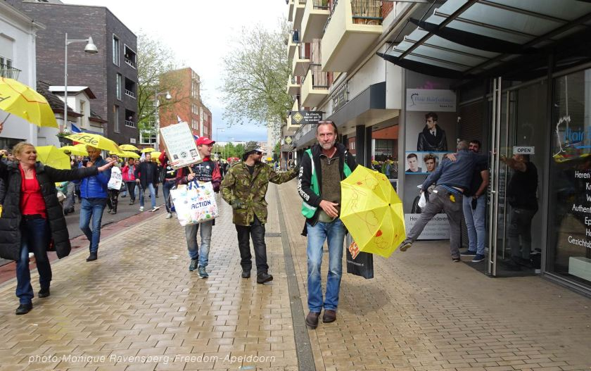 Freedom-210524-Apeldoorn-march-support