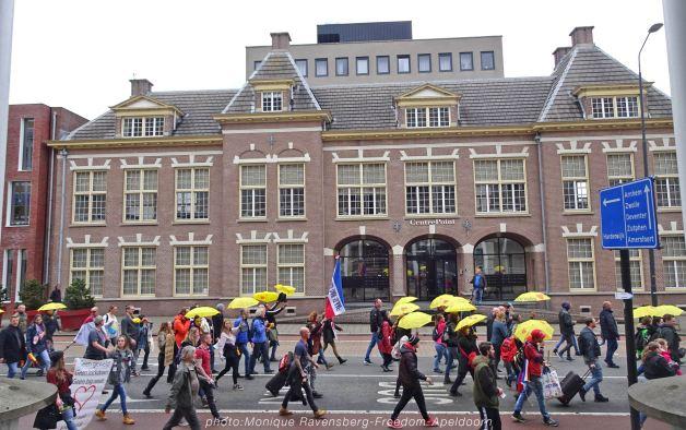 Freedom-210524-Apeldoorn-march3
