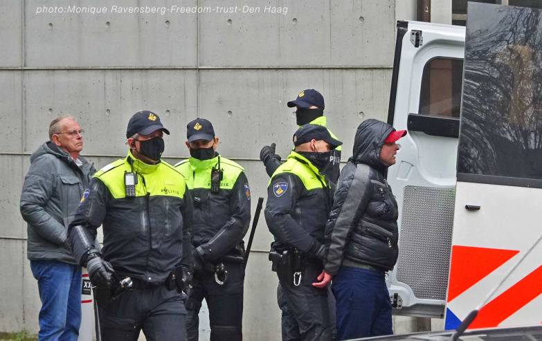 Freedom-210525-Den-Haag-arrest4