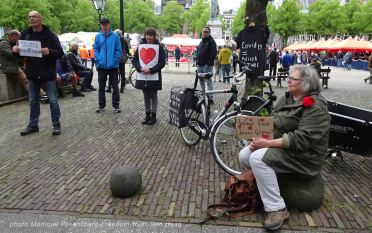 Freedom-210525-Den-Haag-government-side